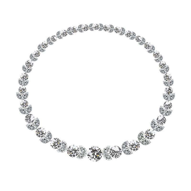 Diamantschleiferei Michael Bonke Collier 3