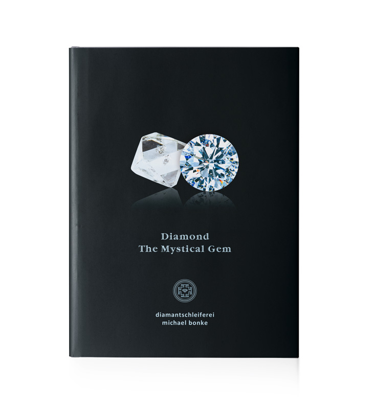 Diamantschleiferei Michael Bonke Books Diamond The Mystical Gem