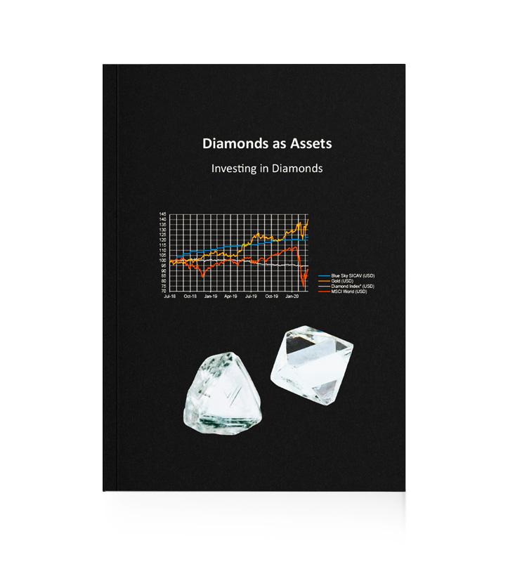 Diamantschleiferei Michael Bonke Books Diamonds as Assets