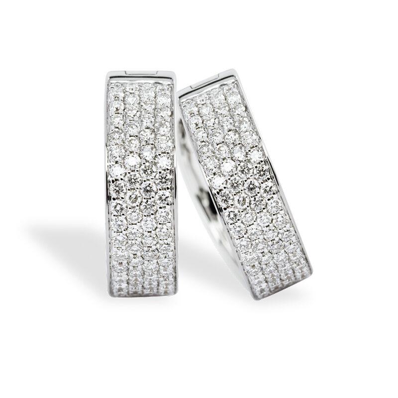 Diamantschleiferei Michael Bonke Ohrringe 1
