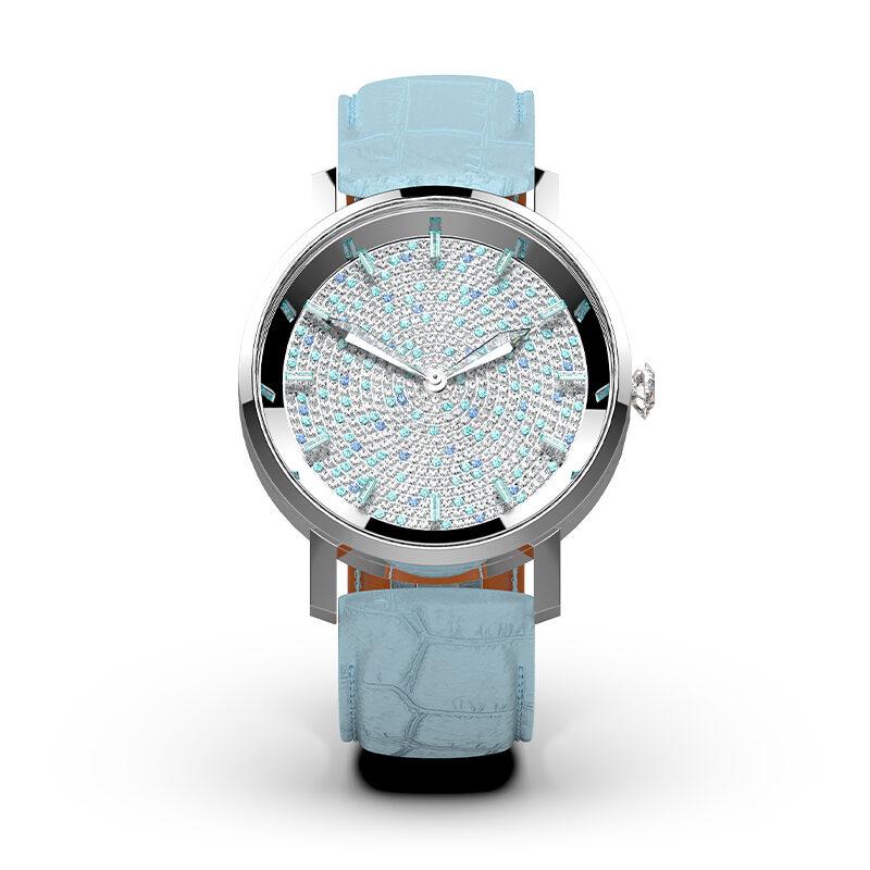 Diamantschleiferei Michael Bonke Uhr 8